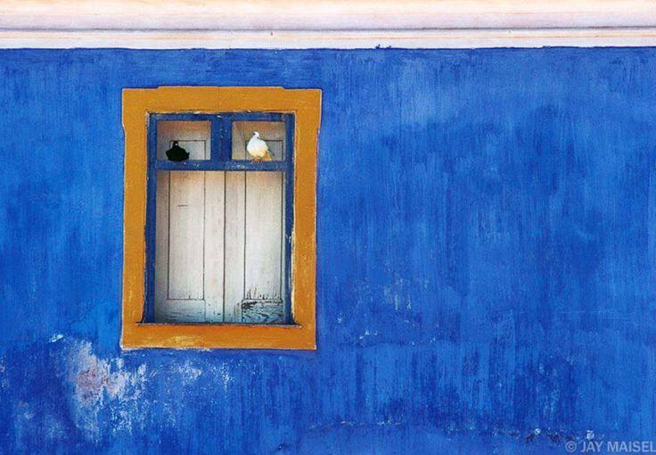 Fenêtre d'azur