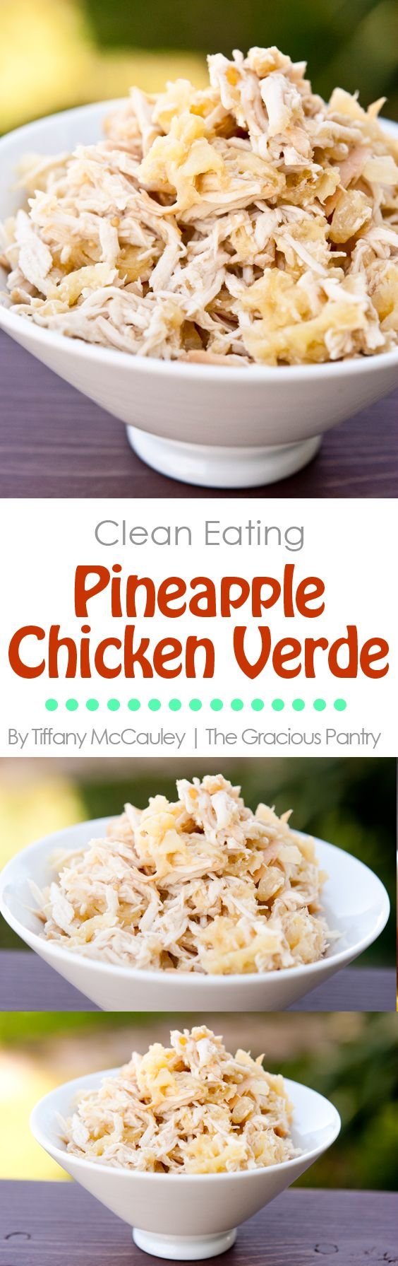 76 best clean eating recipes with 5 ingredients or less images on clean eating slow cooker pineapple chicken verde forumfinder Image collections