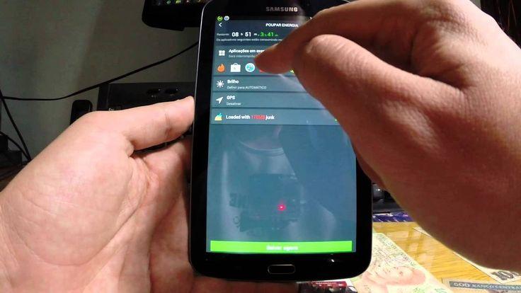 Como Economizar Bateria do Celular Android, Iphone ou Tablets com Batter...