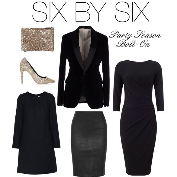 Six By Six - Dressy Bolt-on by charlotte-mcfarlane on Polyvore featuring Phase Eight, Goat, Mauro Grifoni, Diane Von Furstenberg, Topshop, women's clothing, women's fashion, women, female and woman