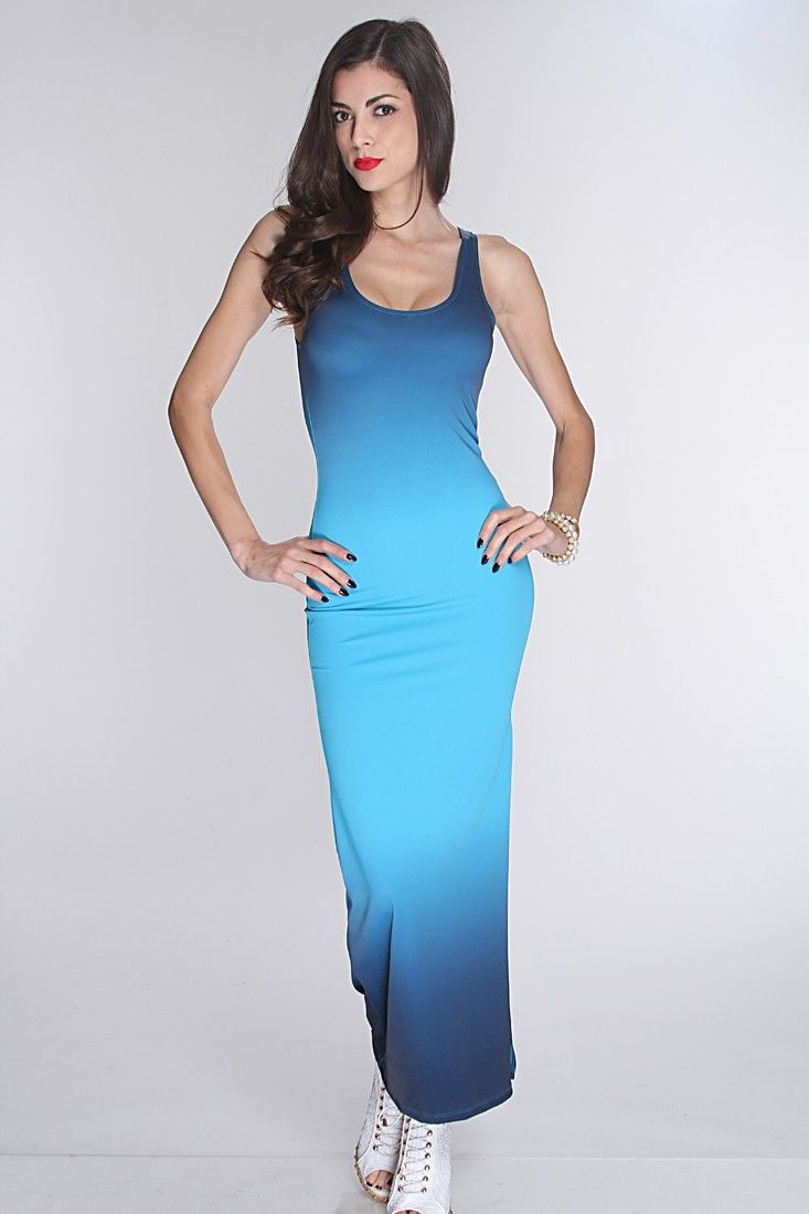 545 best Ombre II images on Pinterest | Ombre, Dip dyed and Maxi dresses