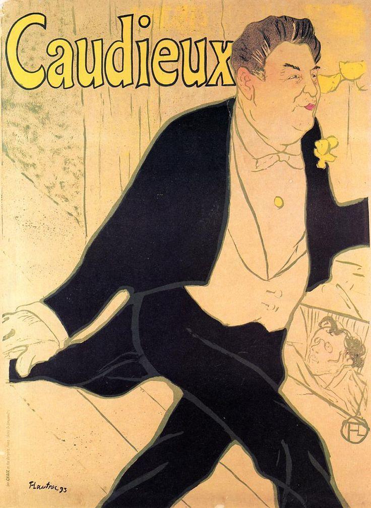 Cadieux - Henri de Toulouse-Lautrec