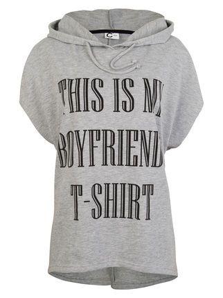 T-skjorte | 7151541 | Grå | Cubus | Norge