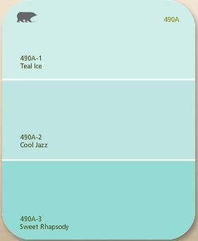 Tiffany Box Blue Paint | Tiffany blue paint? : Cool Jazz by behr | Blue box