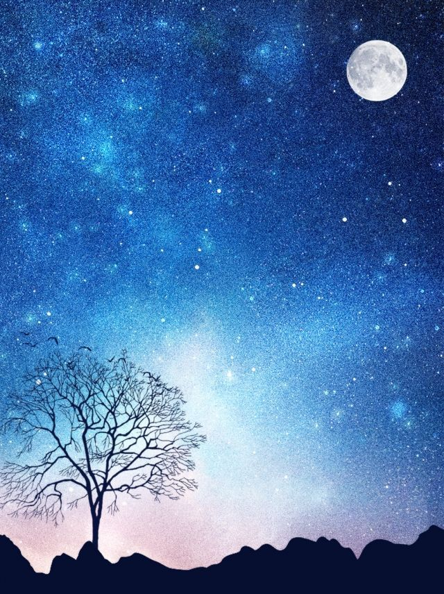 A Comprehensive Overview On Home Decoration In 2020 Watercolor Night Sky Starry Night Background Beautiful Night Sky