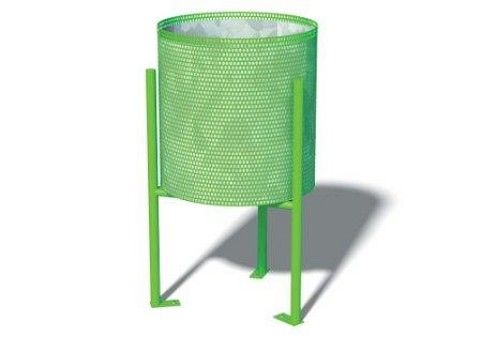 Perforated Litter Bin