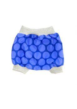 baby-harem-shorts-blue-spots