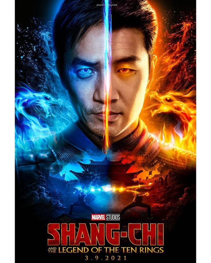 Saifulcreationはinstagramを利用しています Shangchi That Is One Of The Movie I M Really Hyped For When Marvel Introduce Us Ne In 2021 Marvel Marvel Movie Posters Mundo Marvel