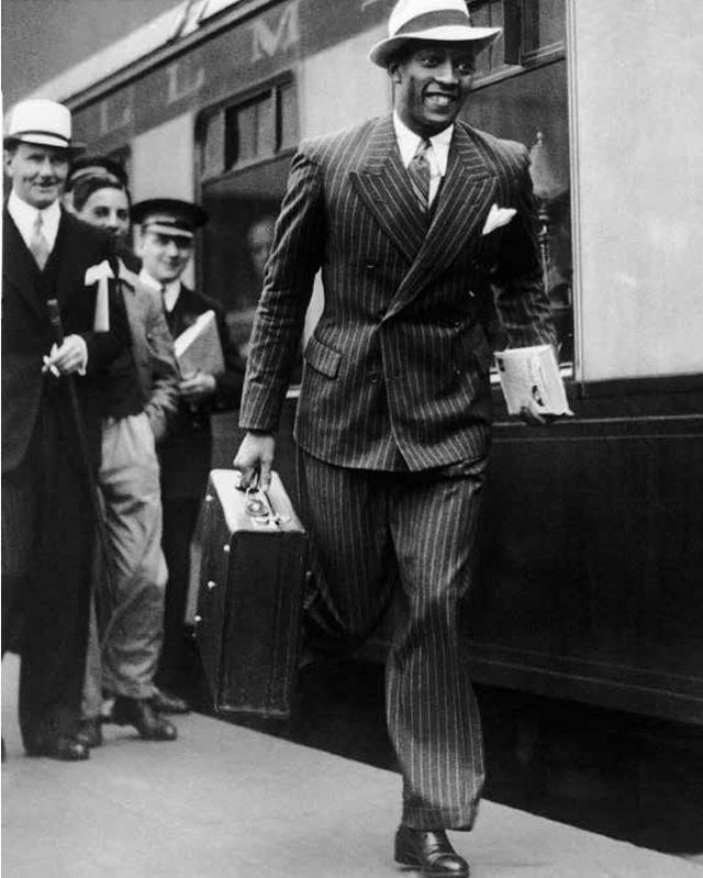 Olympic icon Jesse Owens, seen here in August 1936, won a record 4 gold medals…                                                                                                                                                                                 More