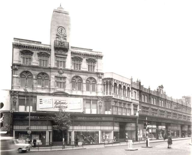 Jones & Higgins, Rye Lane, Peckham