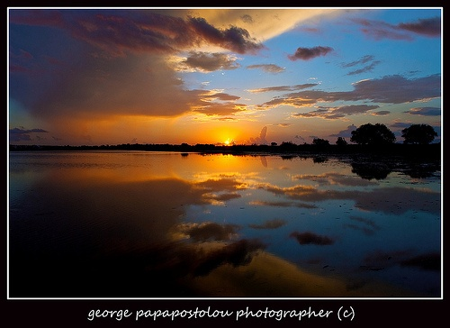 Sunset @ Tingaki Kos Island, Greece