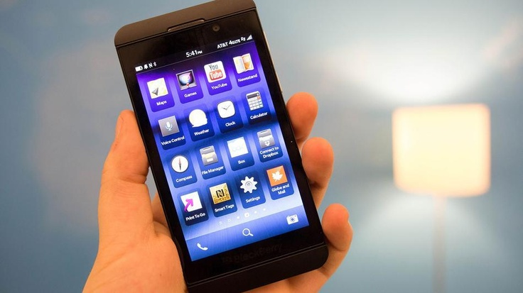 The First BlackBerry 10 Phone Is Exceptional, But Perplexing