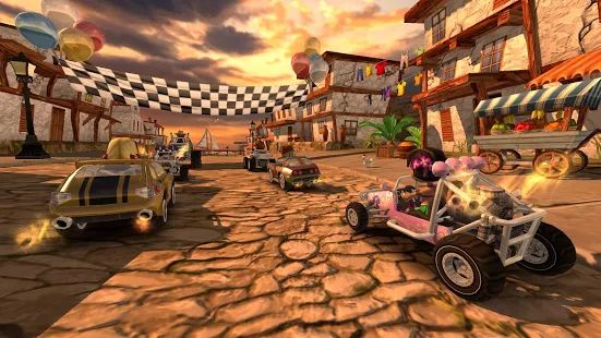 Beach Buggy Racing- screenshot thumbnail