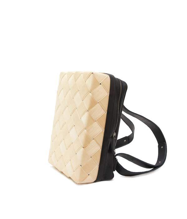 Markus Pärekori Backpack SS15 | Lumi Accessories  www.shoplumi.com