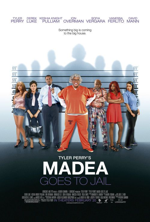 tyler perry movies | Tyler Perry's Madea Goes to Jail