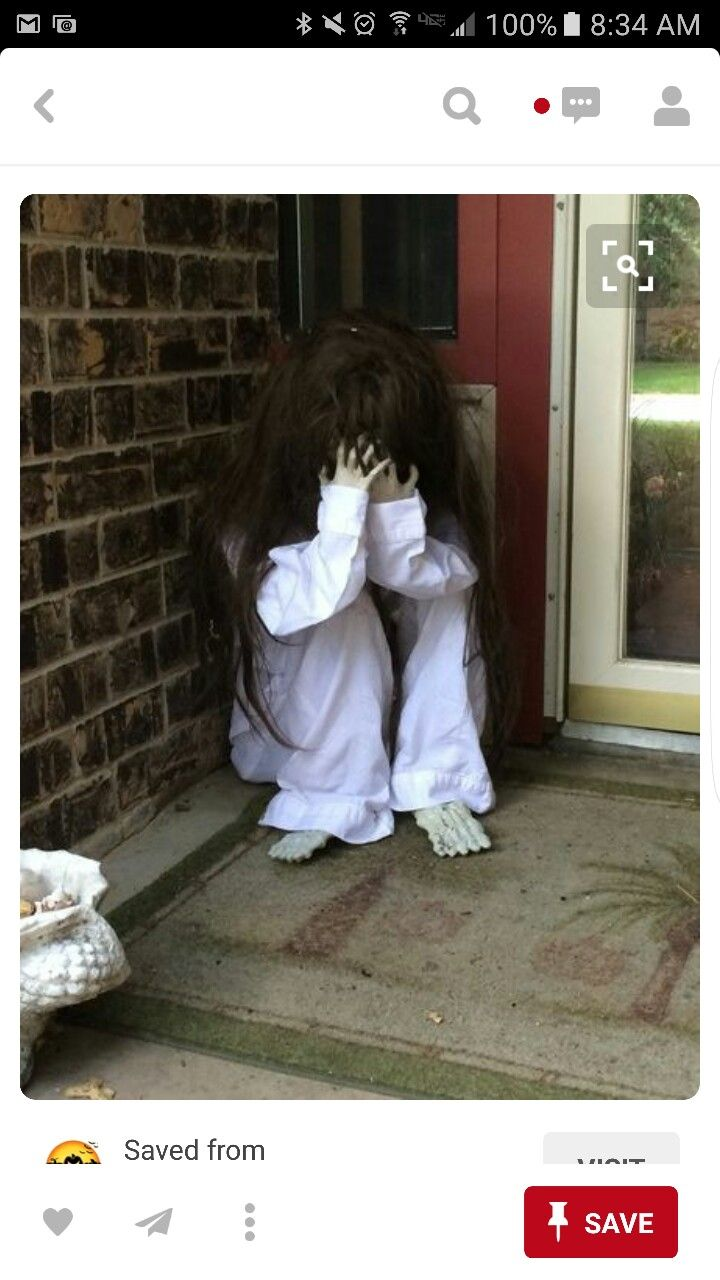 Creepy DIY Halloween Decorations For a Spooky Halloween - Easyday