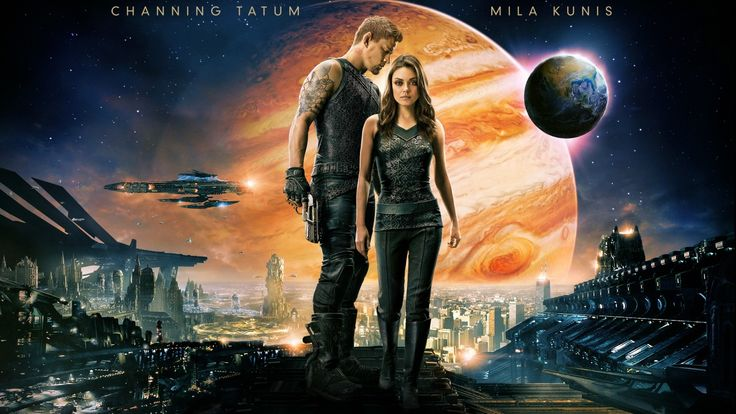 Watch Jupiter Ascending 2015 online in the most important role of this film is played by most beautiful actress Mila Kunis as the character of Jupiter in this film.