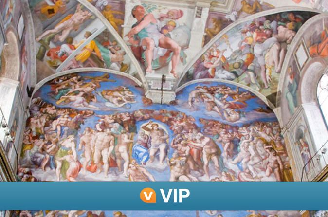 Viator VIP: Sistine Chapel Private Viewing and Small-Group Tour of the Vatican's Secret Rooms - Lonely Planet