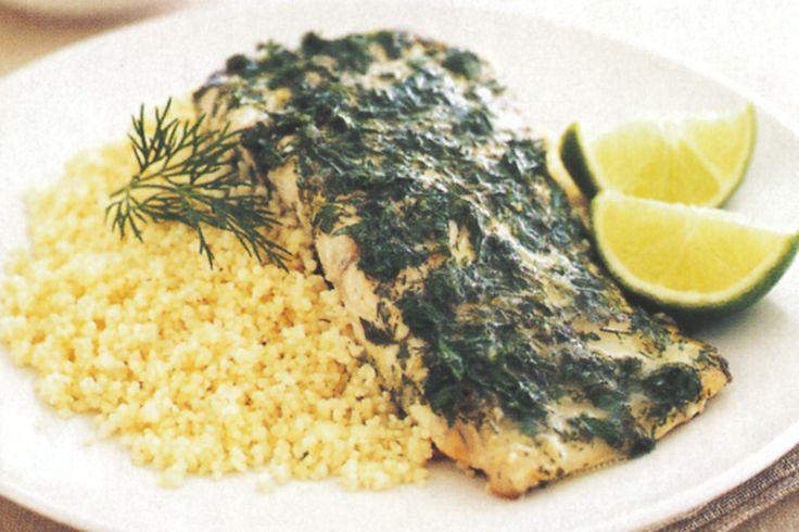 Herb And Lime Marinated Fish Recipe - Taste.com.au