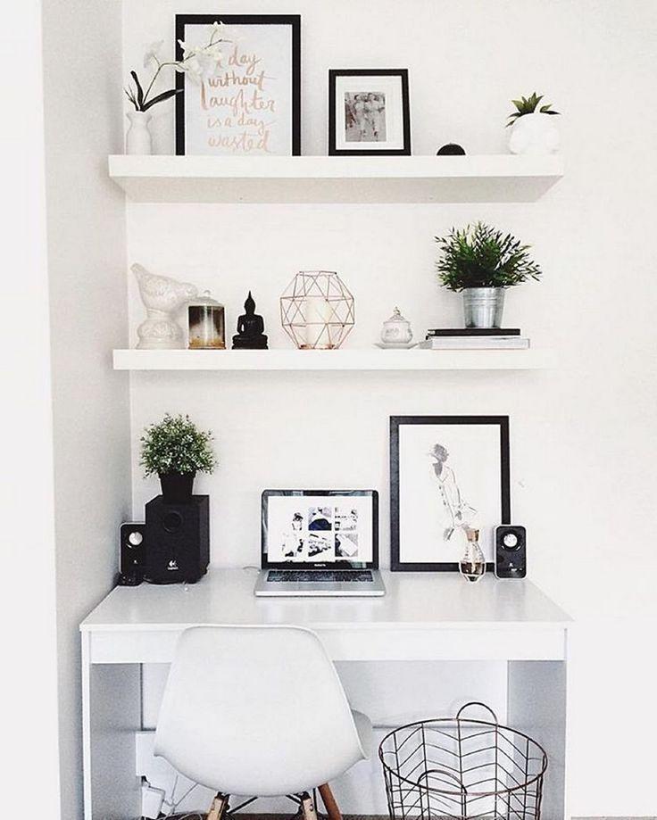 Einfache DIY Kleine Schlafzimmer Organisation und Lagerung Hacks