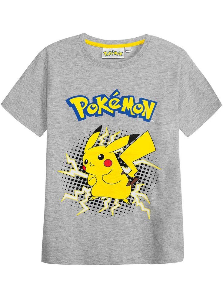 Pokémon Pikachu -T-paita pehmeää puuvillamateriaalia. Täydellinen lahja jollekin, joka rakastaa japanilaista Pokémon-tv-sarjaa.- Suora malli- Lyhyet hihat - Pyöreä pääntie- Pehmeää puuvillamateriaalia