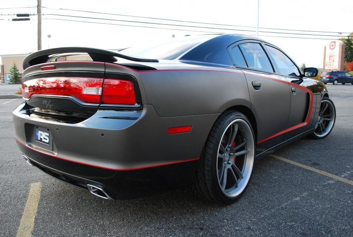2011 Charger R/T
