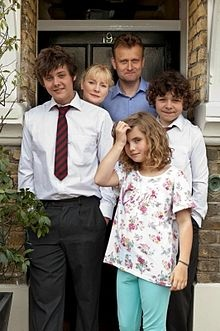 Outnumbered. British Modern Family? Karen is comedy gold.