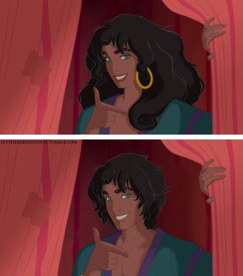453 Ha a Disney szereplők az ellenkező nemhez tartoznának