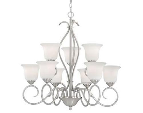 Foyer Light Fixtures Menards : Samantha light at menards dh chandelier