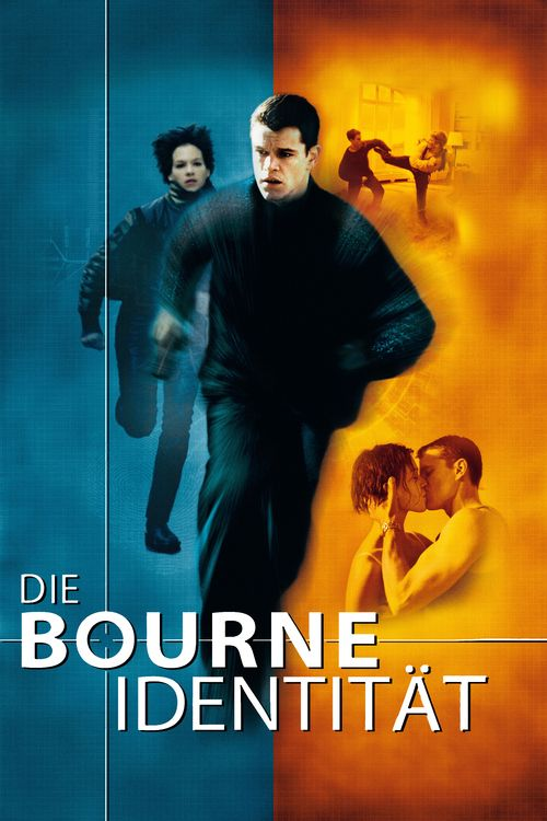 The Bourne Identity 【 FuII • Movie • Streaming