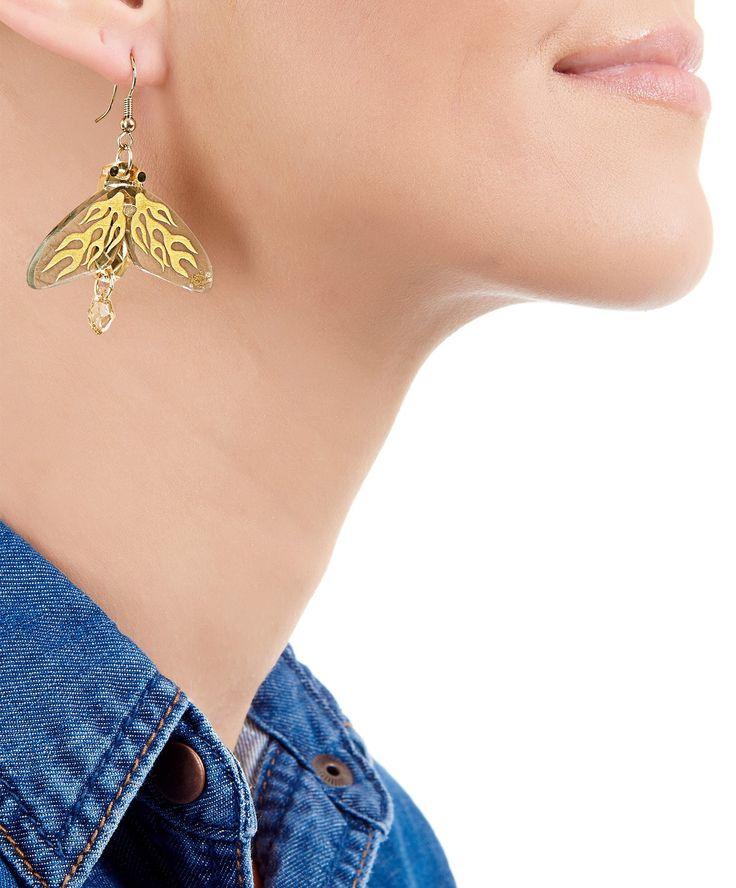 Firefly Earrings – Tatty Devine