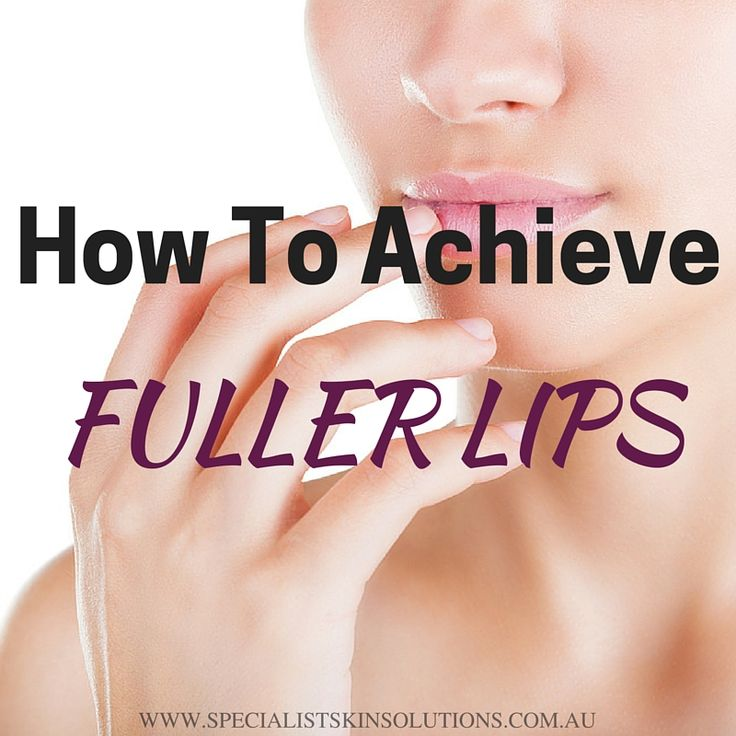 What you can do naturally to make your lips look bigger, filler lip injection, and permanent lip enhancers – and the pros and cons of each. http://www.specialistskinsolutions.com.au/how-to-get-celeb-style-fuller-lips/   (Lip Fillers - Cosmetic - Bigger Plump Lips)