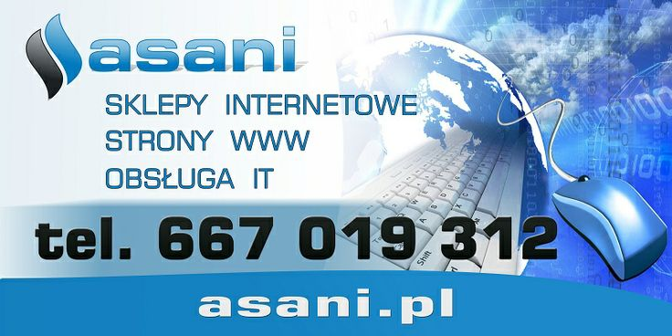 Project Manager, administrator sklepów i stron www