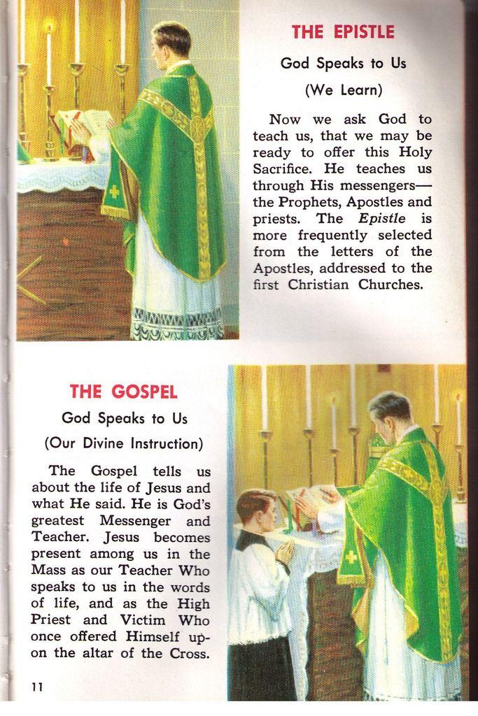 Holy Mass Explained #3