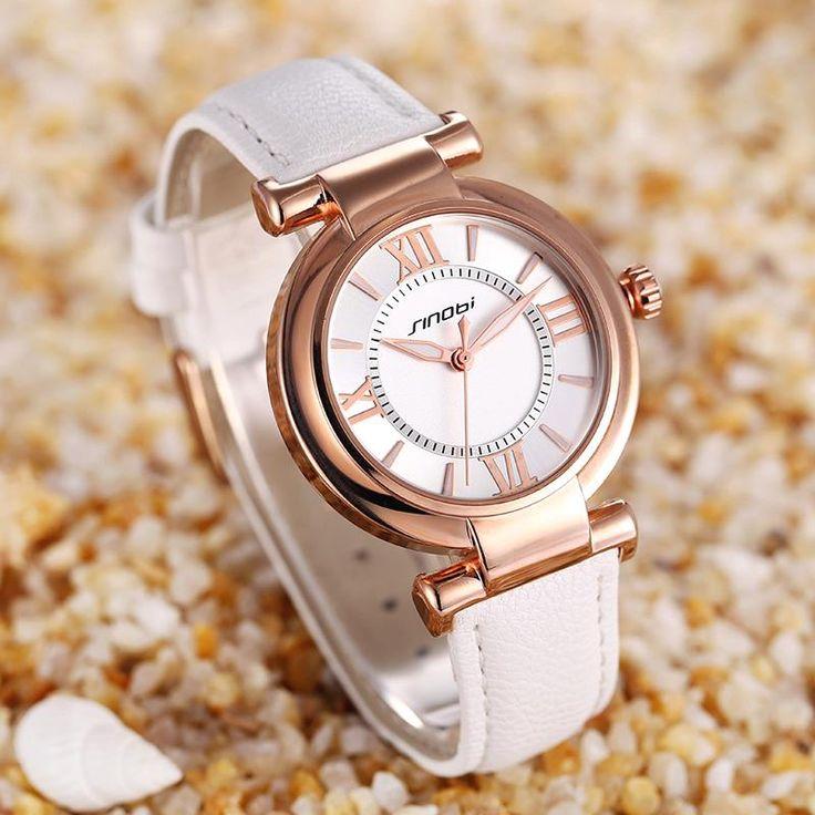 SINOBI Casual Leather Womens Watches Top Brand Luxury Lady Clock Women Bracelet Quartz Dress Wrist Watch Wristwatch Reloj Mujer $19.99   => Save up to 60% and Free Shipping => Order Now! #fashion #woman #shop #diy  http://www.greatwatch.net/product/sinobi-casual-leather-womens-watches-top-brand-luxury-lady-clock-women-bracelet-quartz-dress-wrist-watch-wristwatch-reloj-mujer/