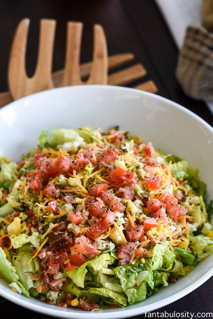 392 Best Salad Recipes Images On Pinterest Salad Recipes