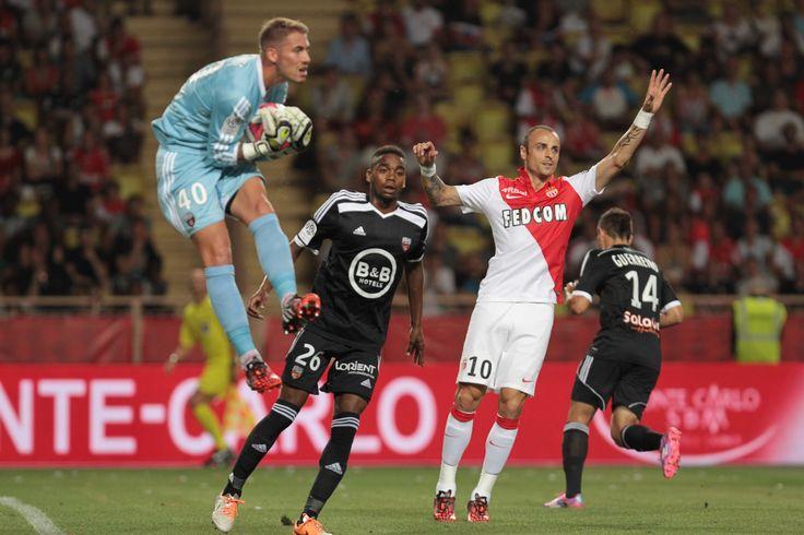 AS Monaco FC 1-2 FC Lorient 10.08.2014