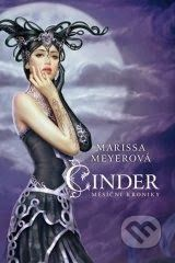 Books Freaks: Marissa Meyer ~ Cinder (Mněsíční kroniky #1)
