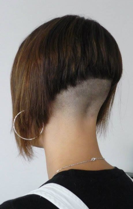 graduated bob haircuts nape haircut stories hair 1343