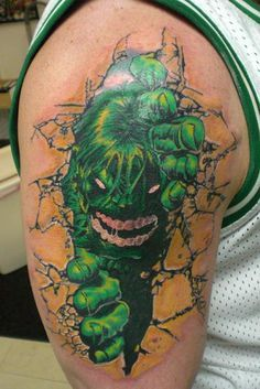 25 best ideas about hulk tattoo on pinterest captain america tattoo avengers tattoo and thor. Black Bedroom Furniture Sets. Home Design Ideas
