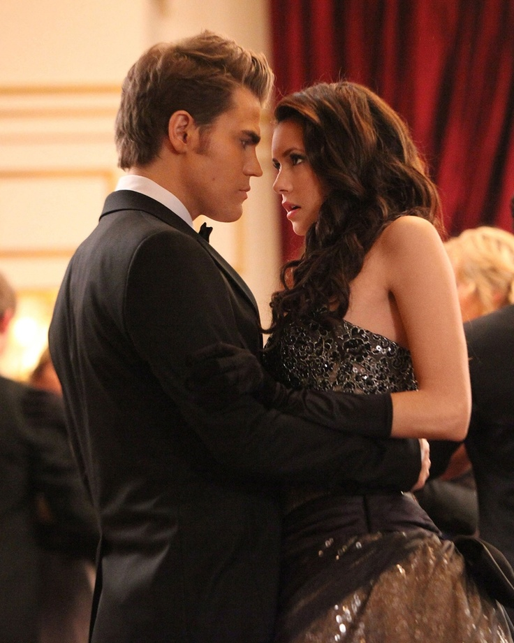 "The Vampire Diaries - ""Dangerous Liaisons"""