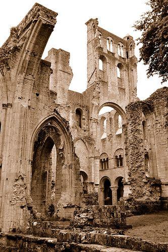 Abbaye de Jumièges - Normandie