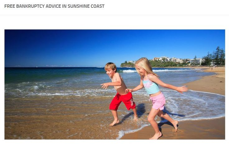 Bankruptcy Sunshine coast can help you if you are feeling entirely trapped and overcome by debt and you are thinking of bankruptcy.Give us a call 1300 795 575.