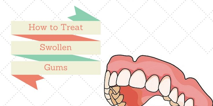 how to make gums healthy again