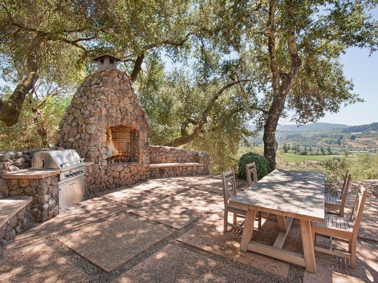 Best 25 Outdoor fireplace patio ideas on Pinterest Diy outdoor