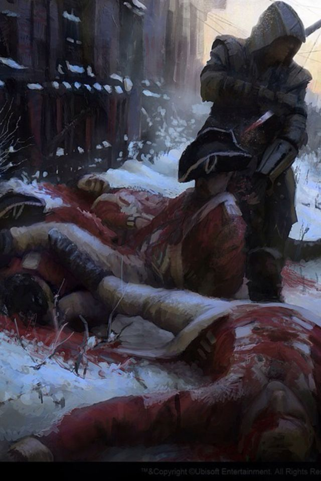 Assassins Creed 3 Connor Kenway Revolutionary War and Other Historical Events Happen in this Game