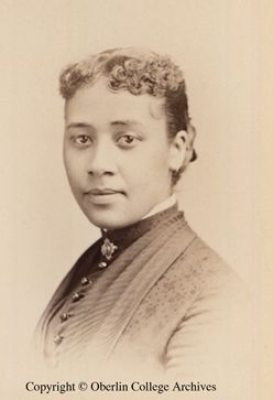 Anna Julia Haywood Cooper (1858-1964), A.B. Oberlin 1884, was an author, educator, and social reformer.