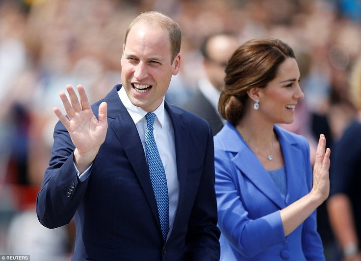 Prince William in making his second official visit to Germany after a trip to Dusseldorf for a series of events honouring the role of British armed forces based in Germany in August 2016