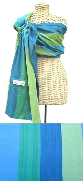 Maya Wrap ring slings - $75 - many colors and patterns - my first carrier was a Maya Wrap with a padded shoulder - so versatile and quick!
