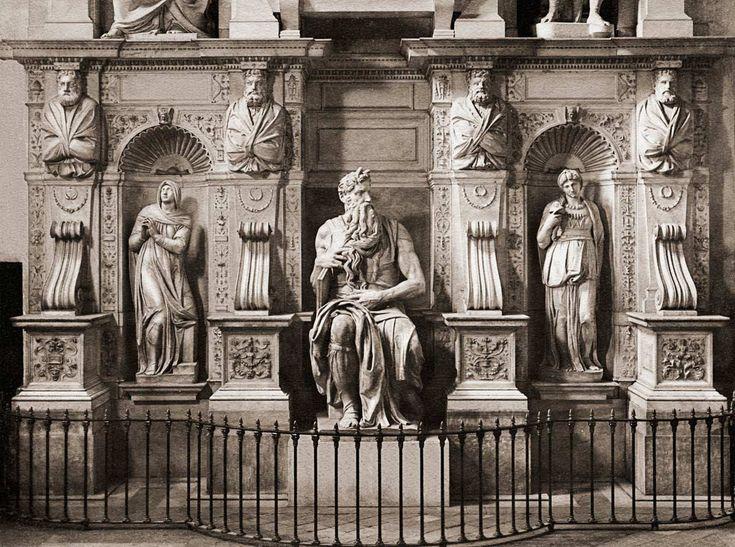 Moisés en Roma